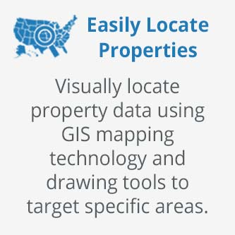 Easily Locate Properties with Data Tree