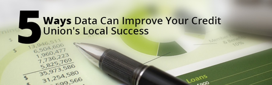 DataTree Insights: 5 Ways Data Can Improve Your Credit Union's Local Success
