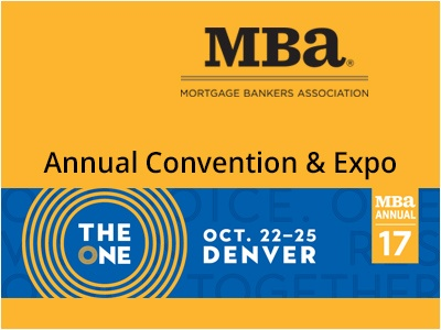 MBA Annual Convention and Expo