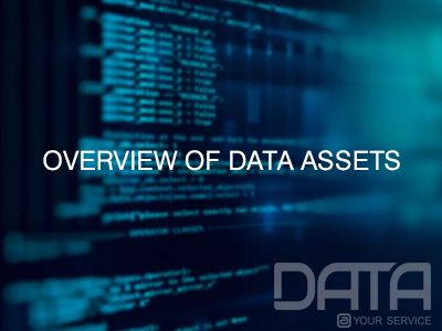 Overview of Data Assets