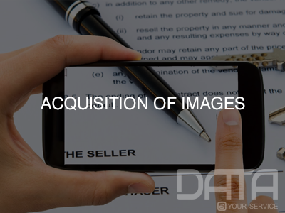 Acquisition of Images