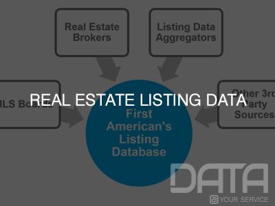 Real Estate Listing Data