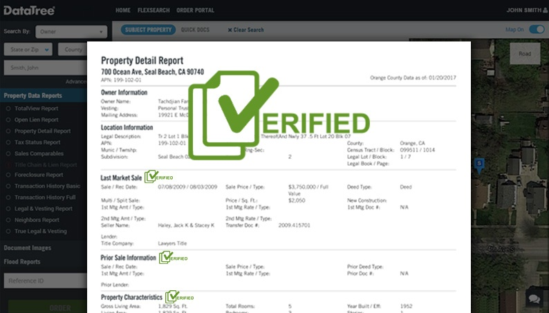 Verified Data You Can Trust