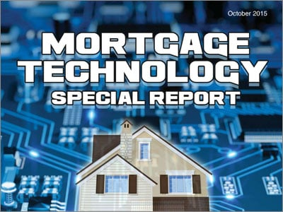 Mortgage Technology Special Report