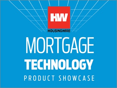 MORTGAGE TECHNOLOGY PRODUCT SHOWCASE