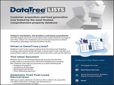 DataTree Lists