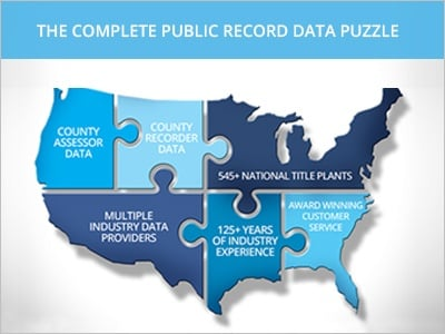 The Complete Public Record Data Puzzle